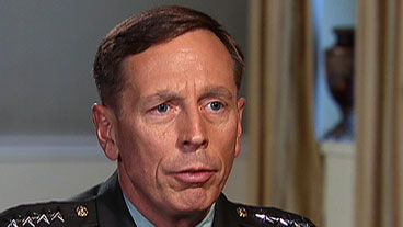 Gen. Petraeus on Iran and Gitmo