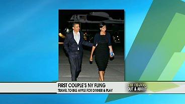 Obama Date Night
