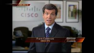 Cisco CFO 'Honored to Join Dow'
