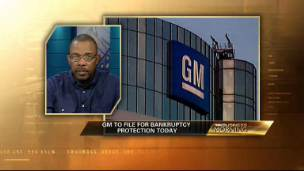 GM Employee Reacts to Bankruptcy