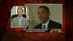 Goolsbee Defends Health Care Reform