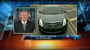 GM Bankruptcy's Impact on the Showroom