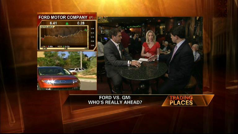 Ford vs. GM: Who's Really Ahead?
