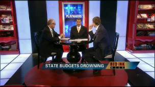 Governor Paterson Talks Taxes