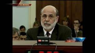 Bernanke to Pols: STOP Spending