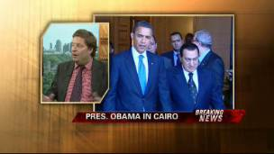 President Obama's Key Speech in Cairo