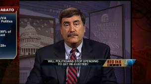 Bernanke Warns Pols to Stop Spending