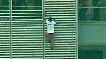 Terrifying Stunt