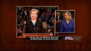 Hillary Switcheroo