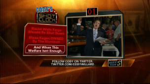 Cody's Shot Clock: Shut Down Wells Fargo