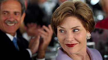 You Asked, Laura Bush Answered!