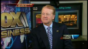 Cisco CEO on Replacing GM, Outlook