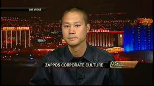 Tony Hsieh, Zappos CEO, talks about what has made the online shoe retailer so successful.