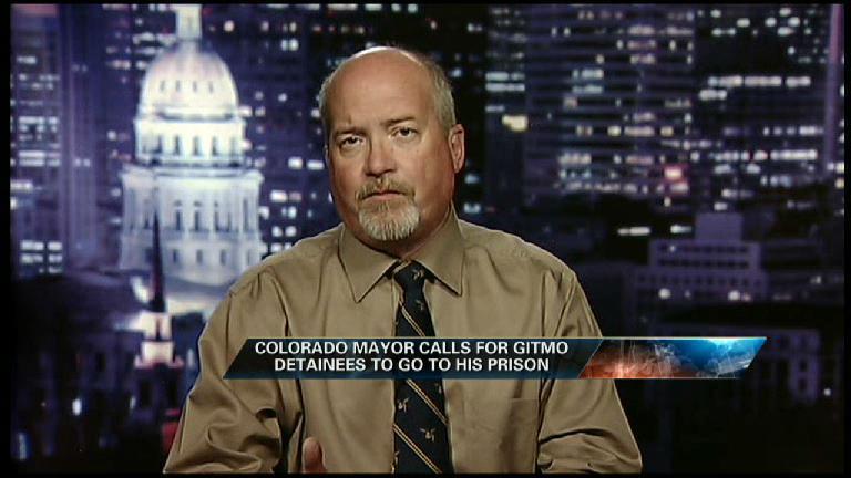 Colorado Mayor Welcomes Gitmo Prisoners