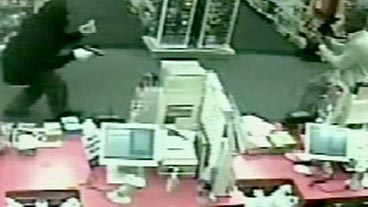 Robbery on Tape
