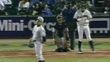 Switch Hitter vs Switch Pitcher