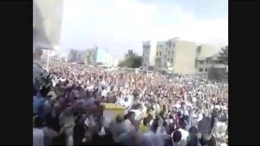 Massive Demonstration