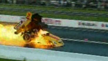 Deadly Racing Crash