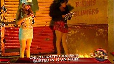 Sex Slaves Crackdown