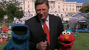 Sesame Street to Capitol Hill