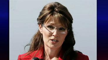 Palin Threatens to Sue Blogger