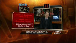 Cody's Shot Clock: Cody on Health Care