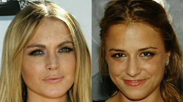 Lindsay Lohan Dating a Girl?