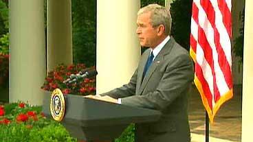 Bush Victory