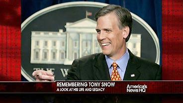 FNC Remembers Tony Snow