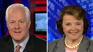 Sens. Feinstein, Cornyn on 'FNS'