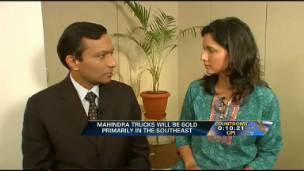 Mahindra and Mahindra Driving to U.S.?