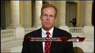 Lawmaker Proposes Bill Banning Czar Funding