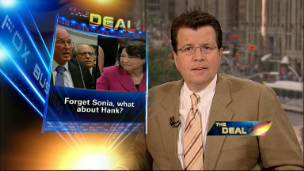 Cavuto's Deal: Paulson's Raw Deal