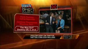 Cody's Shot Clock: Paulson's a Liar