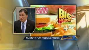 Huddle House CEO on Franchising