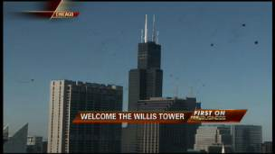 Sears Tower Gets a New Name