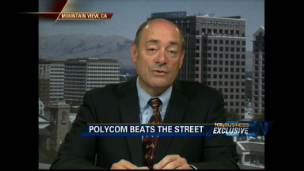 Polycom CEO on 2Q Earnings