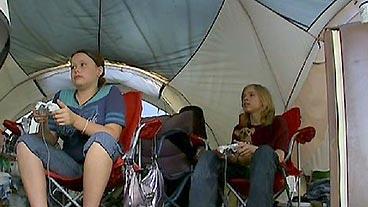 Homeless Camping