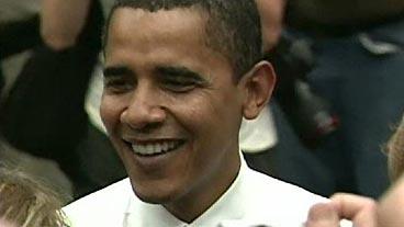 Barack Abroad