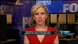 Growing Demand for Organ Transplants