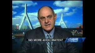No More 401(k) Match?