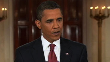 Obama: 'We Can't Afford Status Quo'