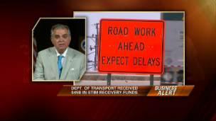 Transportation Secretary on Road Work
