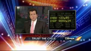 Cavuto's Capper: Market Push vs. Politician