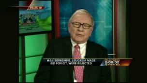 Warren Buffett on CIT