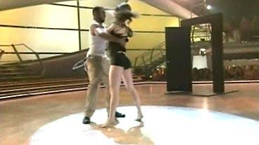 'Dance' Jitters