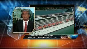 Cruise Industry Bucks The Economic Trends