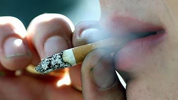 Unhealthy Alternative to Smoking
