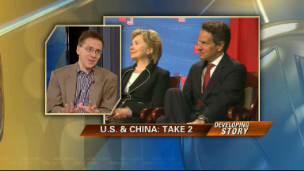 U.S.-China Continue Talks