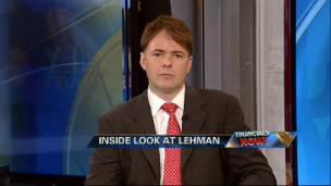 An Inside Look Into Lehman's Collapse